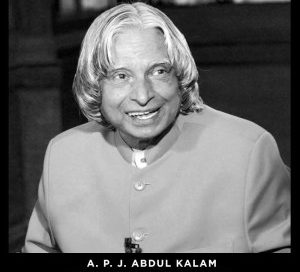 Blog on Dr. Abdul Kalam